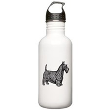 Scottish Terrier Sports Water Bottle