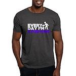 EDISc darkpurpleonblack T-Shirt