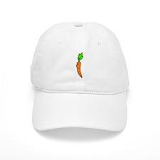 Happy Carrot Baseball Cap