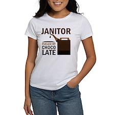 Janitor (Funny) Gift Tee