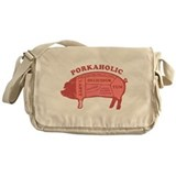 Porkaholic Messenger Bag