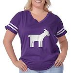 Get On It Mel Organic Toddler T-Shirt (dark)