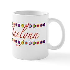 Jaelynn with Flowers Mug