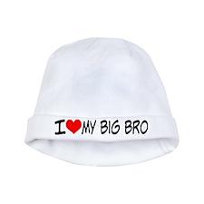 I Love My Big Bro Baby Hat