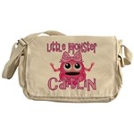 Little Monster Caitlin Messenger Bag