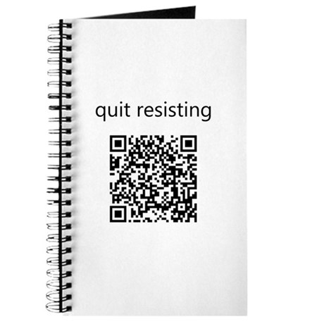 Quit Resisting Journal