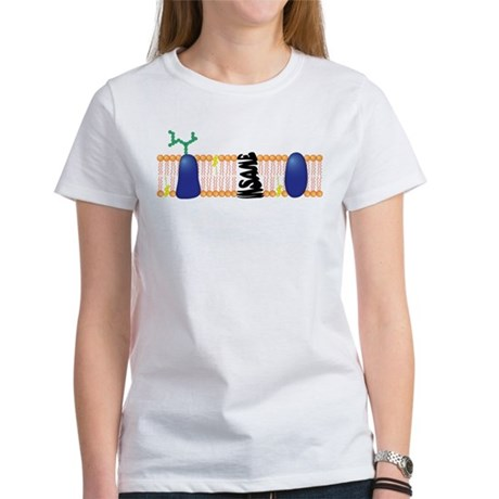 Insane in the (cell) Membrane Women's T-Shirt