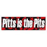 Joe Pitts is the Pits Bumper Sticker