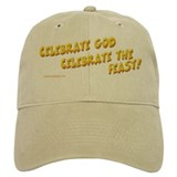 Celebrate God Baseball Cap