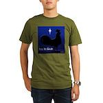 Misa Del Gallo Organic Men's T-Shirt (dark)