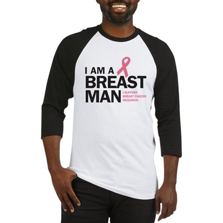 Breast Man Baseball Jersey
