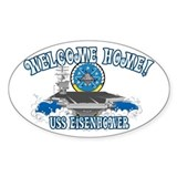 Welcome Eisenhower Decal