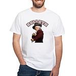 Rolleth White T-Shirt