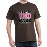 I Support 2nd Base T-Shirt