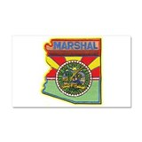 Carefree Marshal Car Magnet 20 x 12