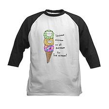 Triple Cone Ice Cream Tee