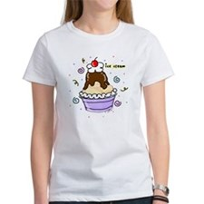 Hot Fudge Sundae Ice Cream Tee