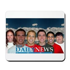 The Daily News Team Mousepad