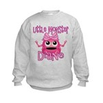 Little Monster Diane Kids Sweatshirt