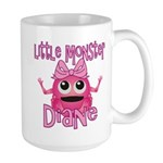 Little Monster Diane Large Mug