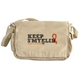 Cute Health and health conditions Messenger Bag