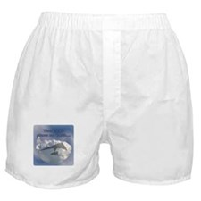 """There's No Place on Earth... Boxer Shorts"