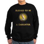 Blessed Daughter Sweatshirt (dark)