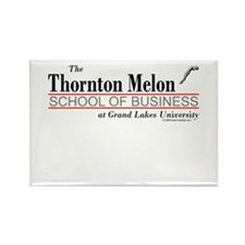Melon School of Business Rectangle Magnet (10 pack
