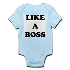 Like a Boss Infant Bodysuit