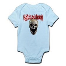 Unique Halloween spider Infant Bodysuit