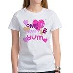 OYOOS Sweetie Pie design Women's T-Shirt