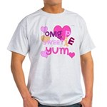 OYOOS Sweetie Pie design Light T-Shirt