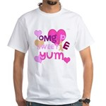 OYOOS Sweetie Pie design White T-Shirt