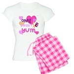 OYOOS Sweetie Pie design Women's Light Pajamas