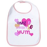 OYOOS Sweetie Pie design Bib