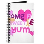 OYOOS Sweetie Pie design Journal