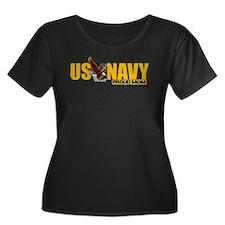 Navy Mom T