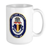 USS Fort Fisher LSD 40 Mug