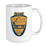 USS Anchorage LSD 36 Mug