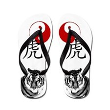 Year of Tiger Flip Flops
