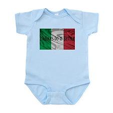 Italians Do It Better Infant Bodysuit