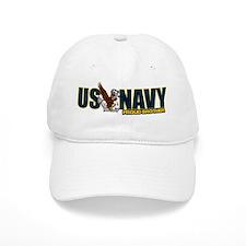 Navy Brother Baseball Cap