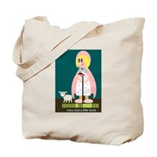 Mary & Little Lamb Tote Bag