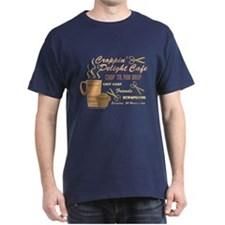 Croppin' Delight Cafe V.2 T-Shirt