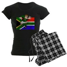 Springboks Rugby Forward pajamas