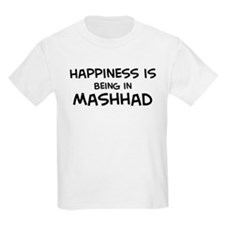 Happiness is Mashhad Kids T-Shirt