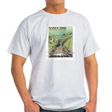 NANFA 2000 convention t-shirt (ash gray)