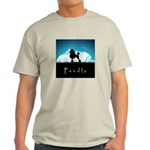 Nightsky Poodle Light T-Shirt