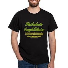 Pan Galactic Gargle Blaster Black T-Shirt