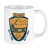 USS Anchorage Decomm Coffee Mug
